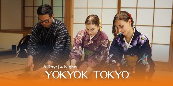 6D YOKYOK TOKYO