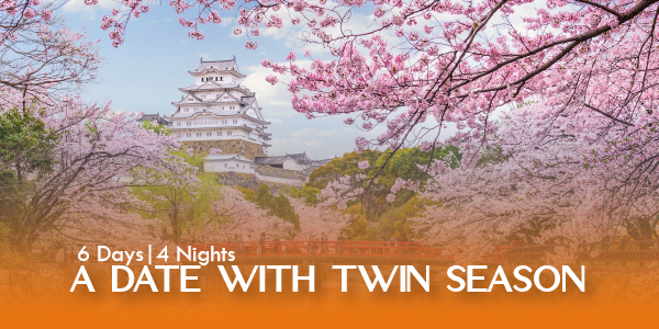 6D A DATE WITH TWIN SEASON