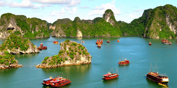 05 HARI - SUPER SALE VIETNAM + HALONG BAY
