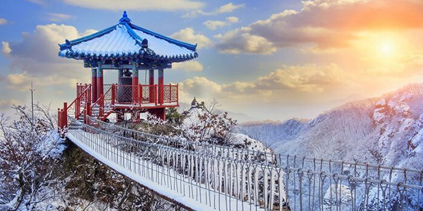 3N5D SPECIAL WINTER KOREA + ENJOY SKI