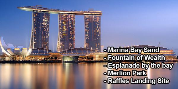 Paket Tour 3D2N SINGAPORE